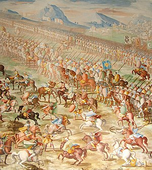 Jinete - Jinetes skirmish at the Battle of Higueruela, 1431