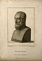 Hippocrates. Stipple engraving by M. Bovi, 1796, after A. Da Wellcome V0002782.jpg