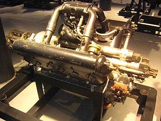 Hispano-Suiza 8 - Hispano Suiza 8Ca