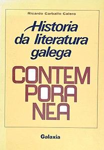 Historia da literatura galega contemporánea 1975