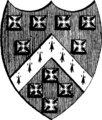 Historical anecdotes of heraldy and chivalry, tending to shew the origin of many English and foreign coats of arms, Circumstances and Customs Fleuron T088337-7.png