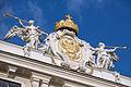 Hofburg Wien Reichskanzleitrakt Attika Wappen Karl VI c.jpg