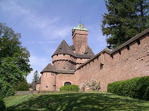 Hohkönigsburg 1