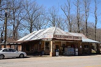 Hollis, Arkansas - The Hollis Country Store