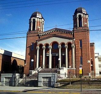 Harold W. Burton - Image: Holy Trinity Cathedral