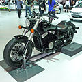 Honda SHADOW Phantom 750 at the TMS 2009.JPG