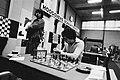Hoogovenschaaktoernooi koploper Seirawan (rechts) tegen Ligterink, Bestanddeelnr 930-6440.jpg