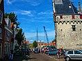 Hoorn - Hoofd - View North along Hoofdtoren.jpg