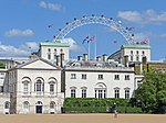 File:Horseguards Parade with the London Eye, London SW1 - geograph.org.uk - 1409546.jpg