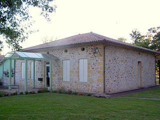 Hostens Commune in Nouvelle-Aquitaine, France