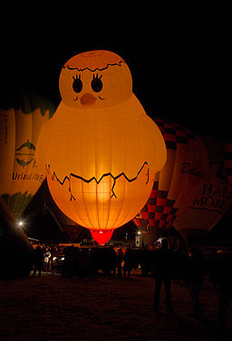 Hot air ballon chick 01