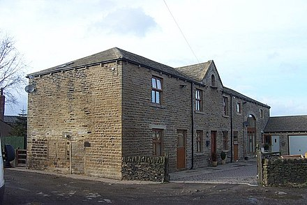 Converted farm buildings in Thorncliffe Houses in Thorncliffe - geograph.org.uk - 700171.jpg