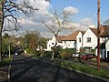 Housing diversity (Lynwood Grove) - geograph.org.uk - 614154.jpg