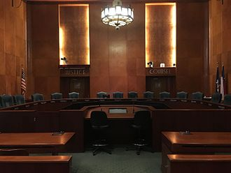 Houston City Hall - City Council Chambers