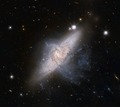 Hubble view of NGC 3314 - Heic1208a.tif