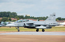 Hungarian air force saab jas39d gripen arp.jpg