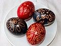 Hungarian easter eggs 03 cropped.jpg
