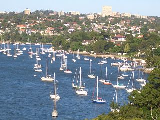 Northern Sydney Region of Sydney in New South Wales, Australia