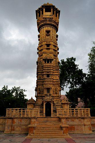 Stambha - Image: Hutessing Temple 3 Ahmedabad