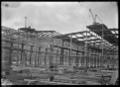 Hutt Railway Workshops under construction at Woburn, 1928 ATLIB 311749.png