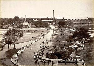 Hyderabad - Image: Hyderabad mills