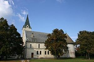 Kiszombor - Roman Catholic Church in Kiszombor