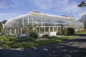 Richard Turner (iron-founder) - Turner's Curvilinear Range of glasshouses at the Irish National Botanic Gardens