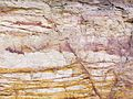 ISR-2013-Makhtesh Ramon-Sandstone color bands 04.jpg