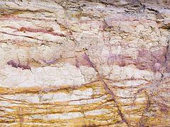 ISR-2013-Makhtesh Ramon-Sandstone color bands 04.jpg
