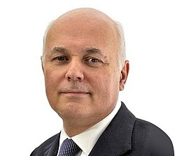 Official portrait of Iain Duncan Smith. Image: Work and Pensions Office.