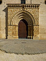 Iglesia de Santa María de la Mota, Marchena (Sevilla). Portada.jpg