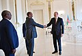 Ilham Aliyev met with Chairman of Sovereign Council of Sudan Abdel Fattah Abdelrahman al-Burhan, 2019 01.jpg