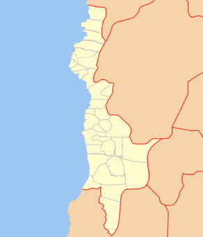 Templateilocos Sur Labelled Map Wikipedia