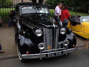 Austin 16 hp - Image: Img 3213.jp 2 5001165814