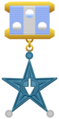 Inclusionist Barnstar 3 - Master (stylized).png