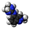 Indanidine molecule spacefill.png