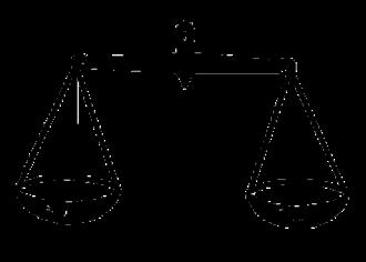 Shiromani Akali Dal - Weighing Balance