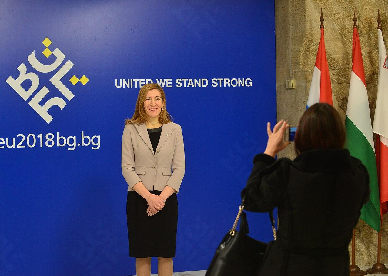 FileInformal Meeting of EU Tourism Ministers Handshake ...