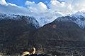 Infront of Hunza Rakaposhi mountain.jpg