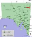Innamincka location map in South Australia.PNG