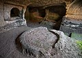 Inside Salina Catacombs, Naxxar.jpg