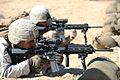 Integrated Task Force infantry Marines zero weapons at Twentynine Palms 150224-M-DU612-095.jpg