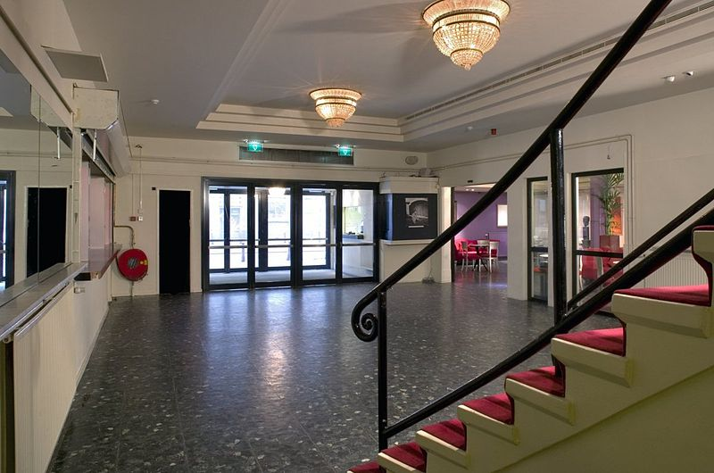 File interieur overzicht hal richting entree amsterdam 20383846 wikimedia commons - Hal entreehal ...