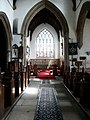 Interior of St John the Baptist, St Michael and All Angels, Stanground - geograph.org.uk - 599042.jpg