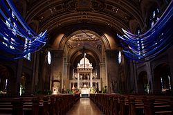 Basilica Of Saint Mary Minneapolis Wikipedia