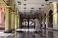 Interiors of Nakhoda Masjid at Kolkata.jpg