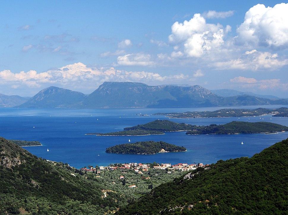 Ionian sea islands, pic1