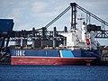 Ionic Unicorn IMO 9747429 Port of Amsterdam.JPG