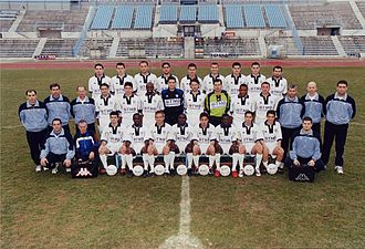 Iraklis 1908 Thessaloniki F.C. - Iraklis squad for the 1999–2000 season