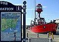 Irish lightvessel-Kilmore Quay Maritime museum.jpg